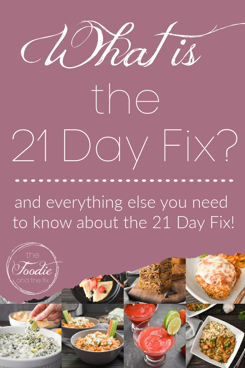 What is the 21 Day Fix graphic