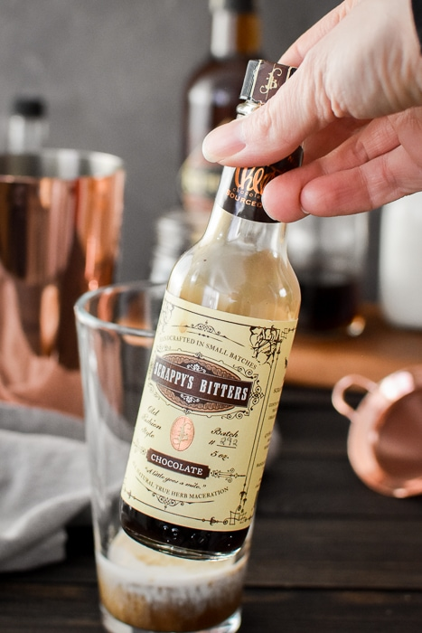 photo of Scrappy's chocolate bitters