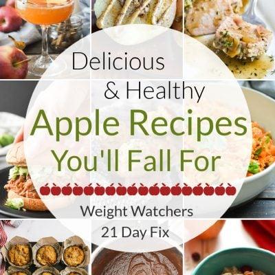 Healthy Fall Apple Recipes You'll Love